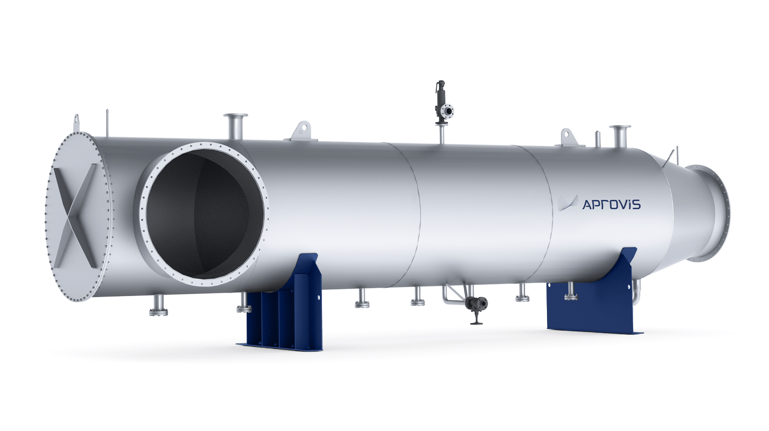 APROVIS exhaust gas heat exchangers