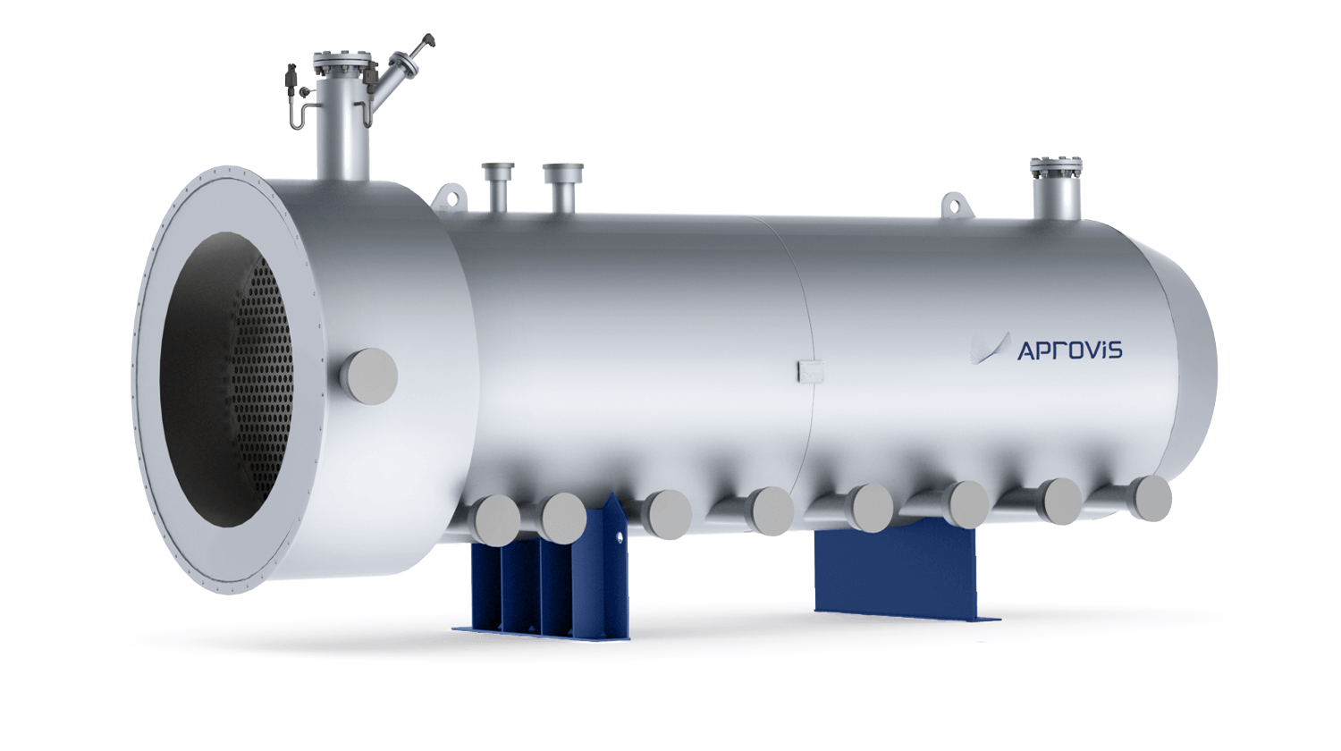 APROVIS high-temperature heat exchangers