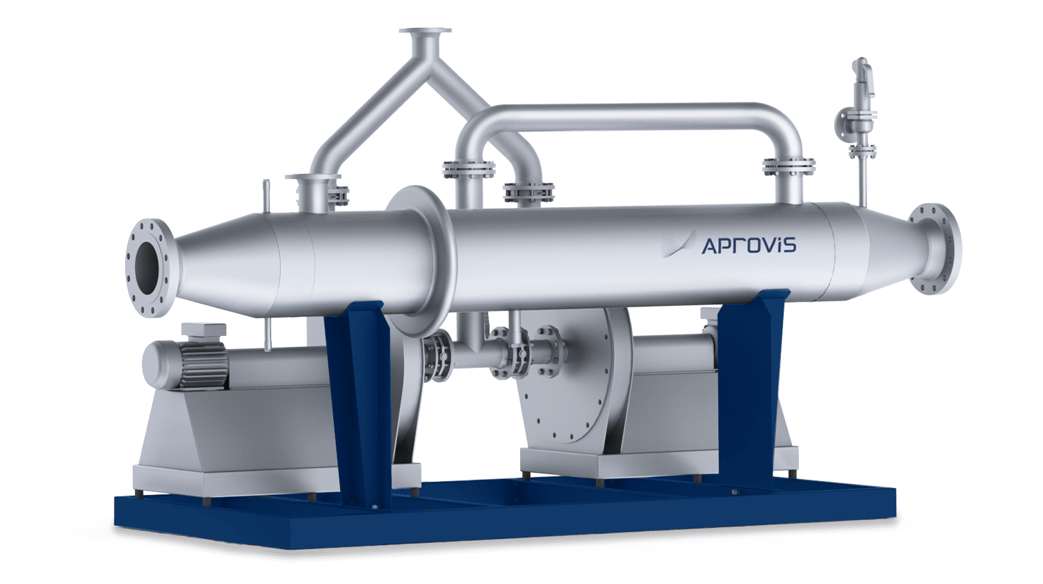 APROVIS gland steam condensers