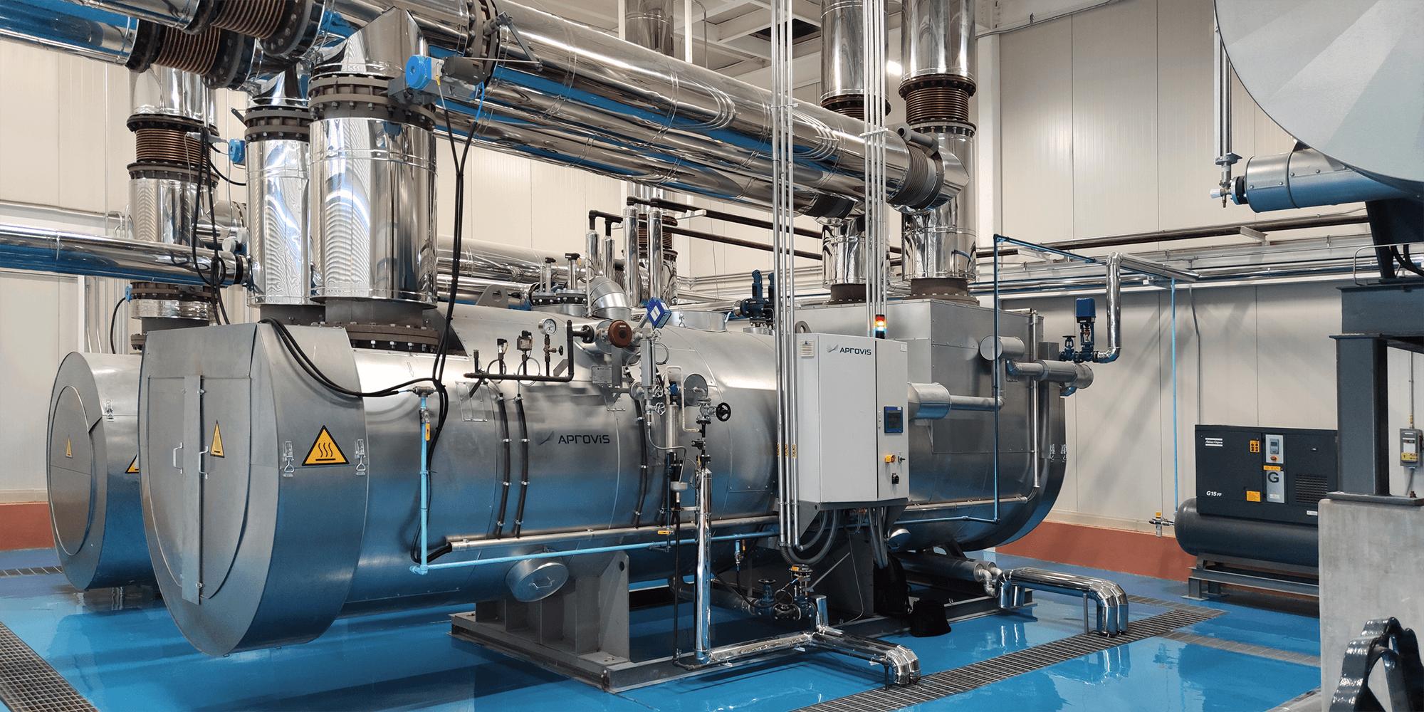 02_Dampferzeuger---Doppeldampferzeuger-für-die-Lebensmittelindustrie-in-Nordamerika